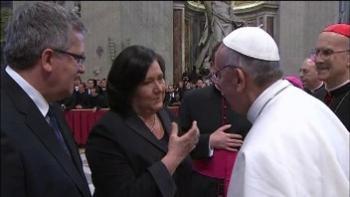 komor papież