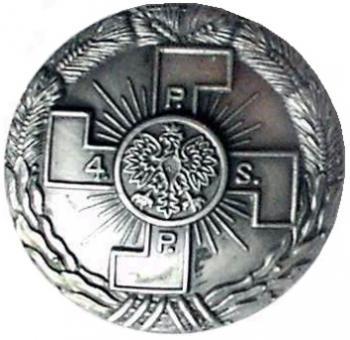 4_Pułk_Strzelców-odznaka