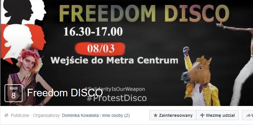 fridom-disko