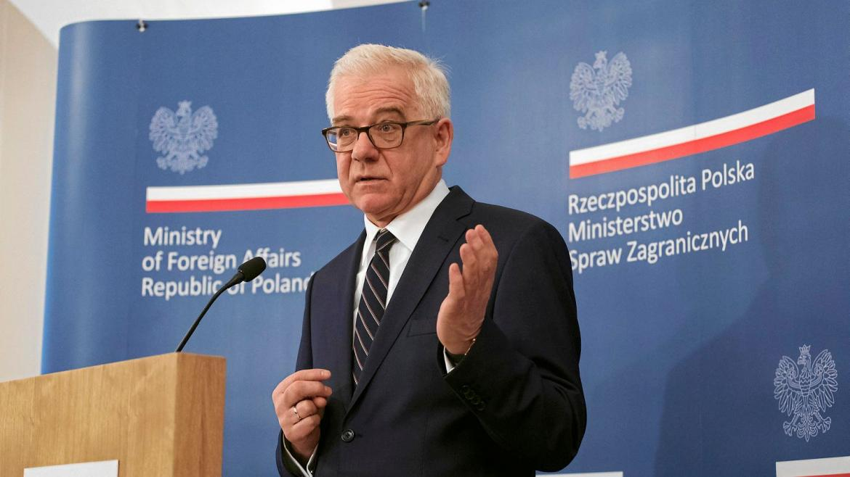 z23039646IER,Minister-spraw-zagranicznych---Jacek-Czaputowicz-