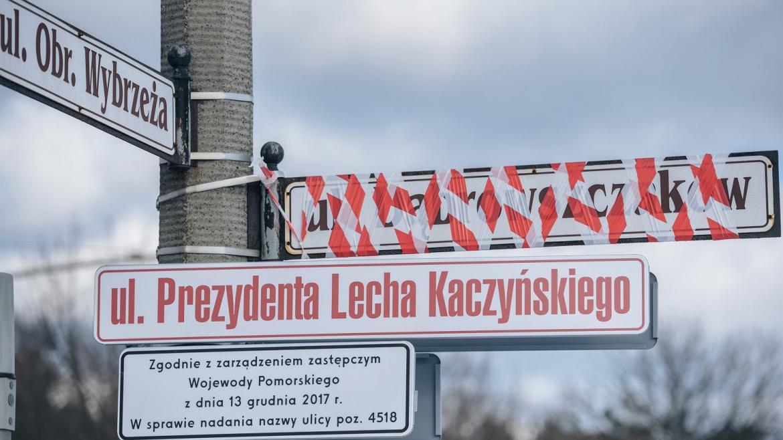 z23082995IER,Gdansk--ulica-Prezydenta-Lecha-Kaczynskiego