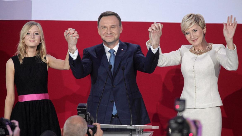 z17979003IER,Andrzej-Duda-z-rodzina
