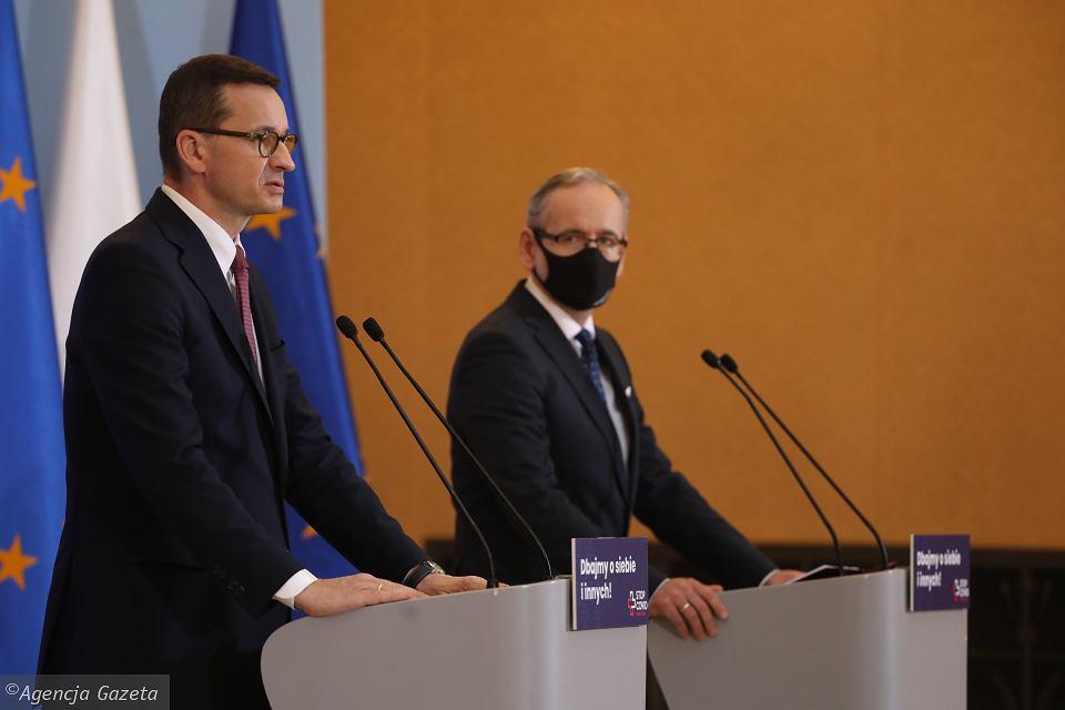 z26380001V,Premier-rzadu-PiS-Mateusz-Morawiecki-oraz-minister