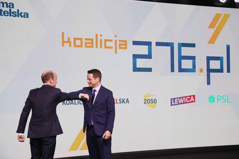 z26762198V,Borys-Budka-i-Rafal-Trzaskowski-podczas-konferencj